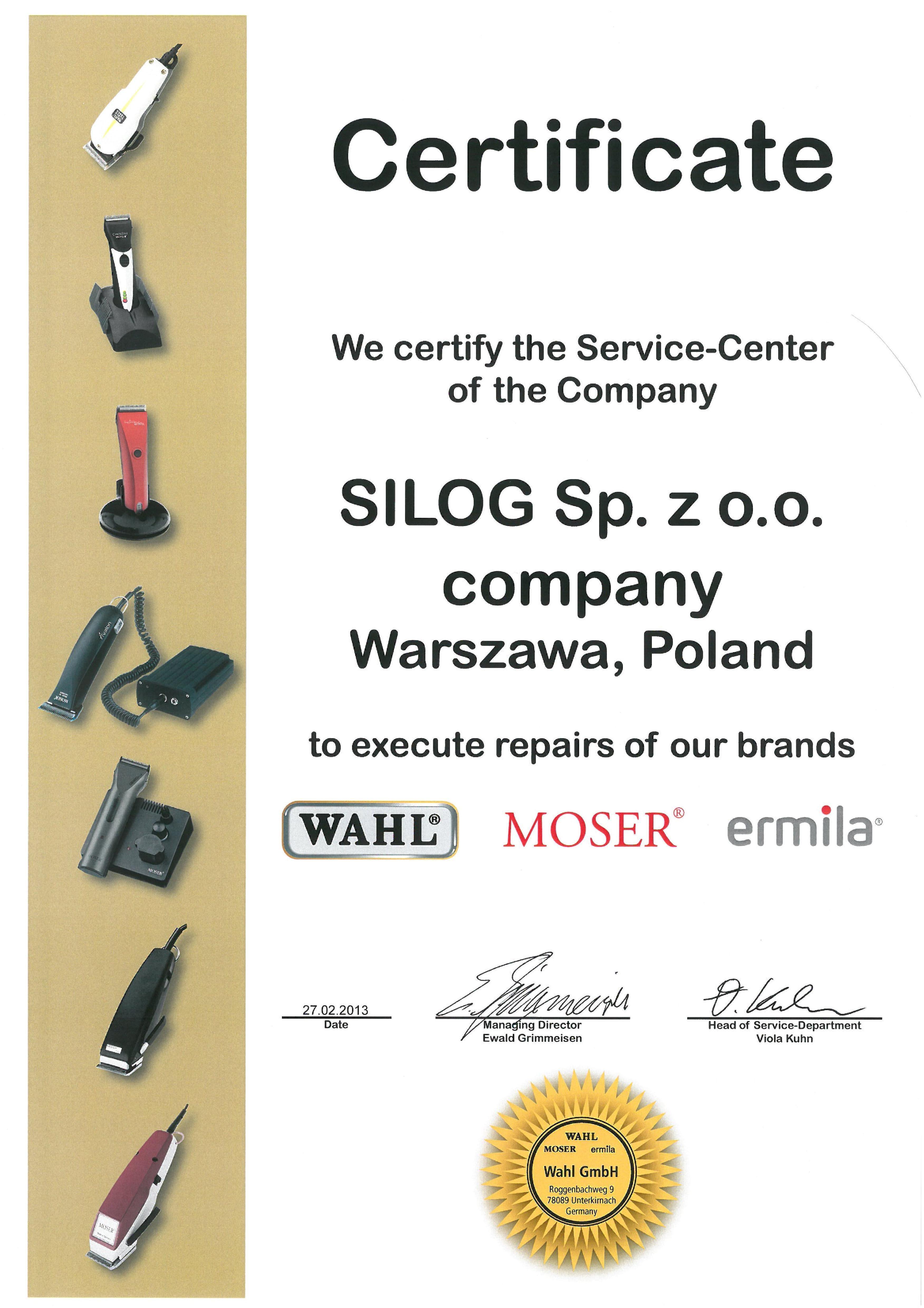 Serwis i regeneracja narzędzi   Silog - profesjonalna hurtownia ... dbaf26ce91a
