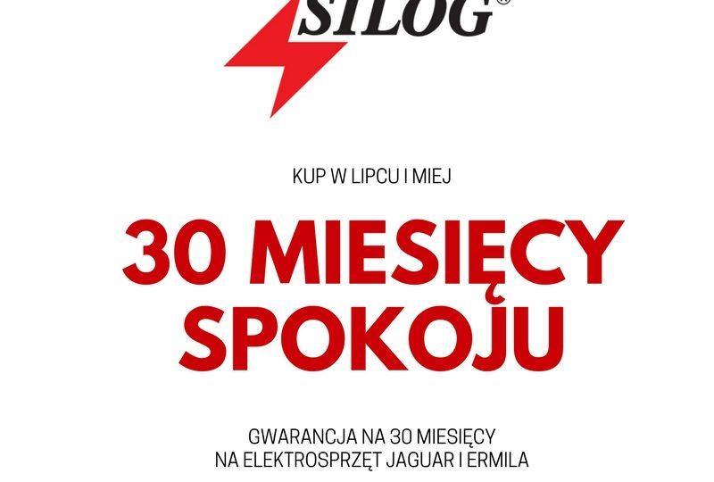 30 MIESIĘCY SPOKOJU!